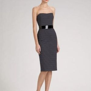 Michael Kors strapless bodycon dress - w/o belt